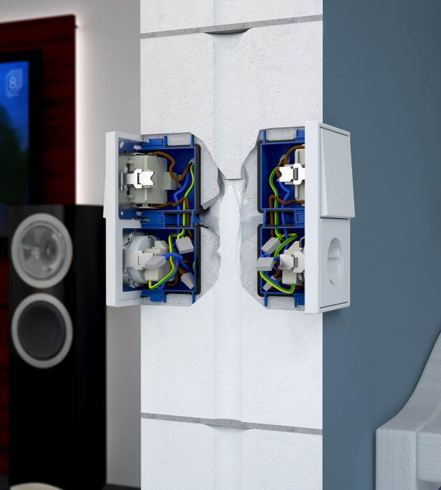 Berühmt Schallschutz | Lösungen | KAISER Elektro JC29