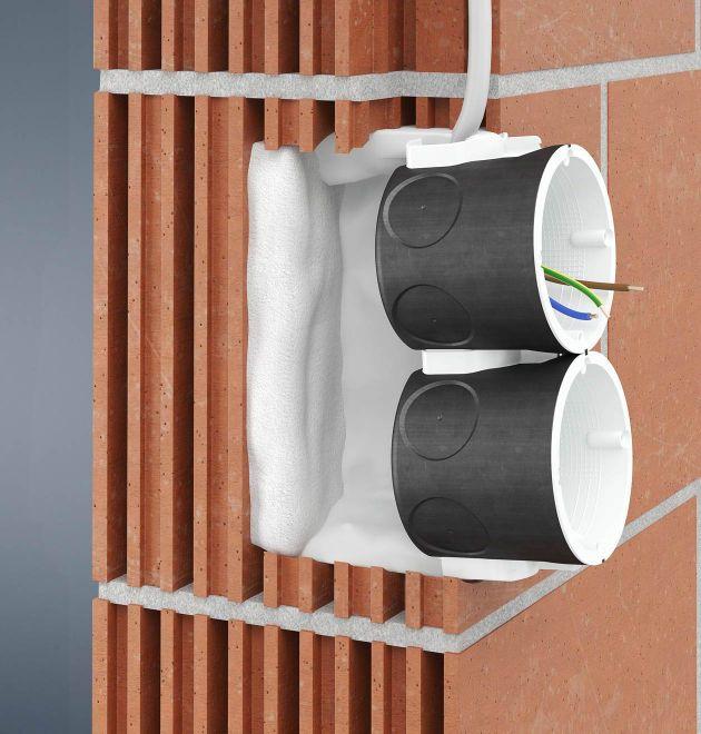 Beliebt Brandschutz. Dosen-, Gehäuse- und Schottsysteme für XH39